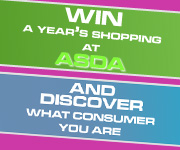 asda shopping competitions